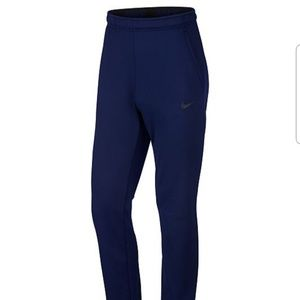 Nike therma fit Joggers. Navy. Small.
